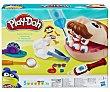 Juego con 5 botes de plastilina El dentista bromista, incluye accesorios play-doh  Playdoh