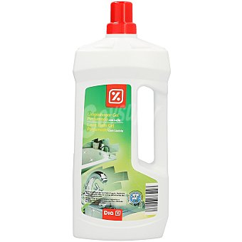 DIA Limpiador con lejía  Botella de 1,5 l