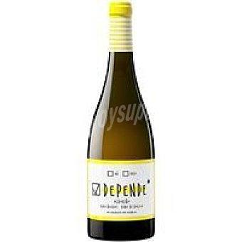 D.O. Rías Baixas DEPENDE Vino Blanco Botella 75 cl