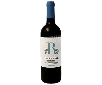 CALLE REAL Vino Tinto Joven Botella 75 Centilitros