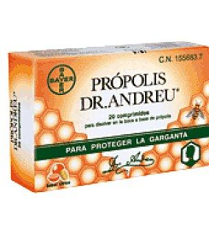 Bayer Dr Andreu Propolis Comprimidos 20 ud