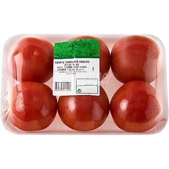 Tomate ensalada maduro peso aproximado Bandeja 1,1 kg