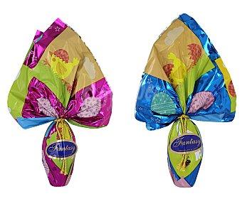 Productos Económicos Alcampo Huevos de pascua de chocolate fantasy 50 g
