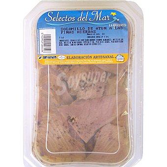 Selectos del mar Solomillo atún a las finas hierbas Tarrina 650 g