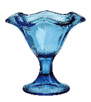 Primavera Copa helado azul zafiro