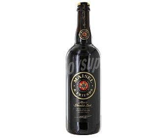 MAISEL&FRIENDS Cerveza chocolate Botella de 75 centilitros