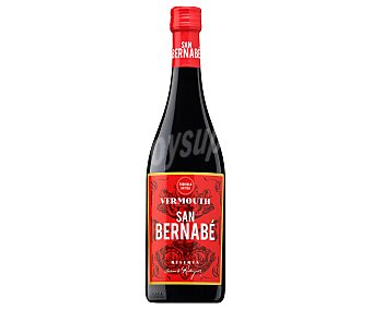 San Bernabé Vermouth gran reserva Botella de 1 litro