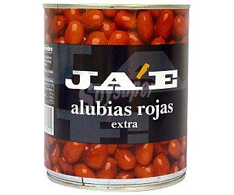 JA'E Alubias Cocidas Rojas Lata de 780 Gramos