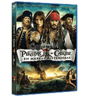 Piratas Del Caribe : en mareas misteriosas