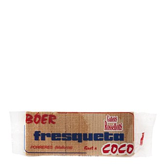 Fresqueta Boer coco 180 g