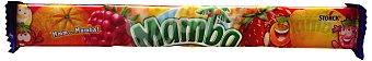 MAMBA Caramelo blando Pack 4 paquetes - 106 g