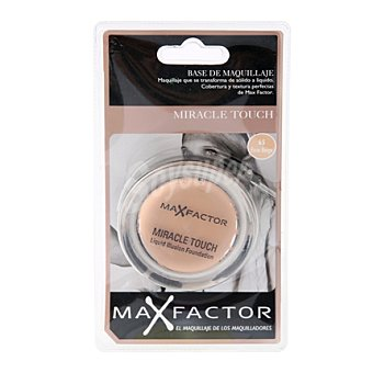Max Factor Base Liquida Miracle Touch 065 Rose Beige 1 ud
