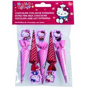 Hello Kitty Sombrillas Pack 5x10 g