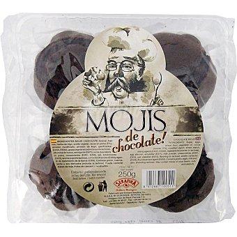 SERAFINA Mojis de chocolate estuche 250 g