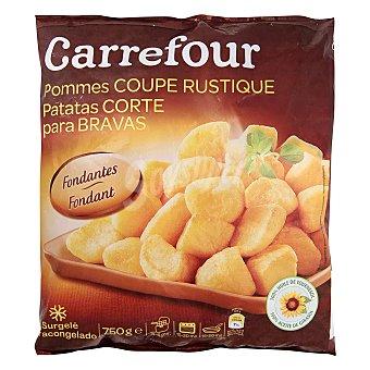 Carrefour Patatas corte para bravas 750 g