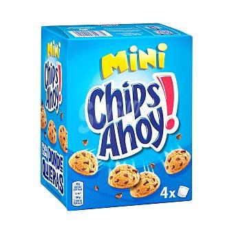 Chips Ahoy Galleta mini con pepitas de chocolate 160 gramos