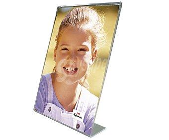 HOFMAN Portafotos de metacrilato con la posibilidad de colocarlo tanto en horizontal como en vertical, para fotografias de tamaño 15x20 1 Unidad