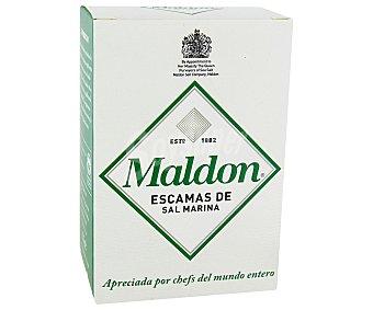 Maldon Escamas de sal marina  Caja de 125 g
