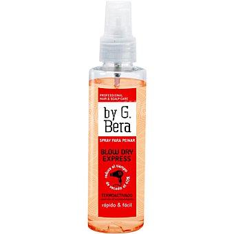 BY g.bera Spray para peinar sin aclarado Blow Dry Express reduce el tiempo del secado al 40% termoactivado controla el encrespamiento Spray 150 ml