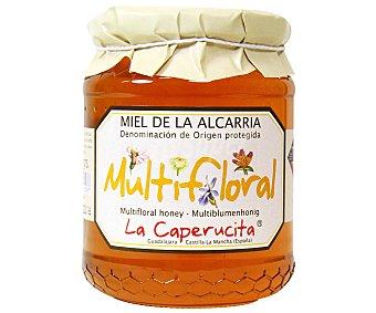 LA CAPERUCITA Miel de flores denominación de origen La Alcarria 500 gramos