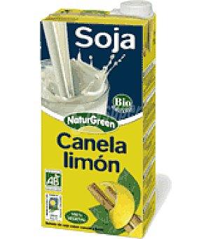Naturgreen Soja canela limon 1 l.