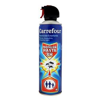 Carrefour Insecticida exteriores para moscas y mosquitos aerosol 500 ml
