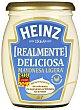Mayonesa deliciosa light Bote 490 g  Heinz