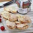 Foie gras de entero 80 gr Pato