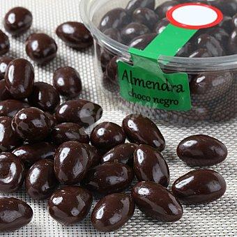 Carrefour Almendras con chocolate negro Tarrina de 200 g