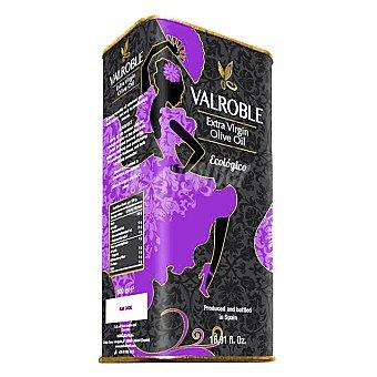 Valroble Aceite de oliva virgen extra ecológico 500 ml