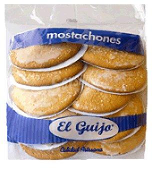 El Guijo Mostachones 8 unidades 1,960 kg
