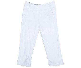 In Extenso Pijama de bebe de terciopelo, color blanco, talla 104