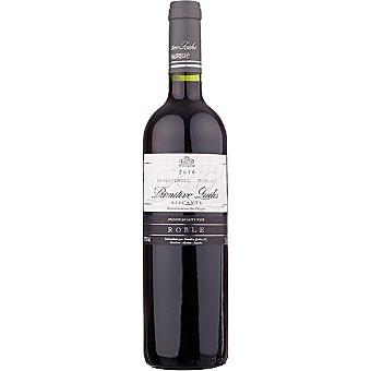 PRIMITIVO QUILES Vino tinto monastrel merlot roble D.O. Alicante Botella 75 cl