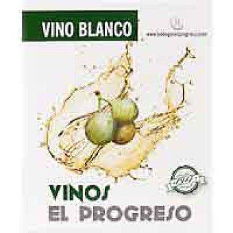 EL PROGRESO Vino Blanco 5 litros