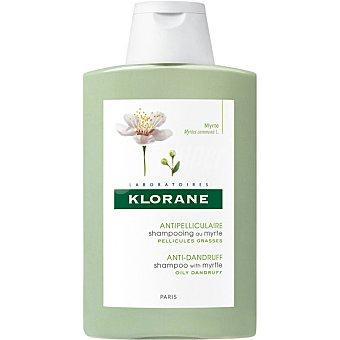 Klorane Champú tratante Anticaspa al extracto de Mirto frasco 200 ml Frasco 200 ml
