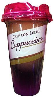 GROPPER Café con leche cappuccino líquido Vaso 250 ml