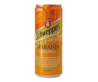 Schweppes Refresco naranja 330 cc