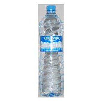 Aguavida Agua mineral Botella 1,5 litros