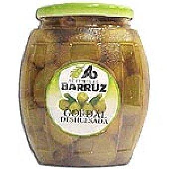 Barruz Aceitunas gordal sin hueso Frasco 400 g neto escurrido