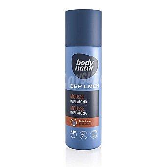 Body Natur Depilmen mousse depilatorio para hombre Spray 200 ml