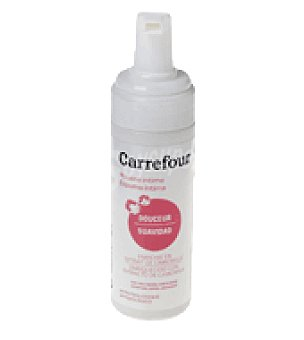 Carrefour Espuma intima 150 ml