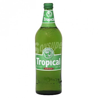 Tropical Cerveza Pilsen Botella de 75 cl