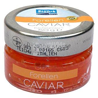 STUHRK Caviar forellen 50 g