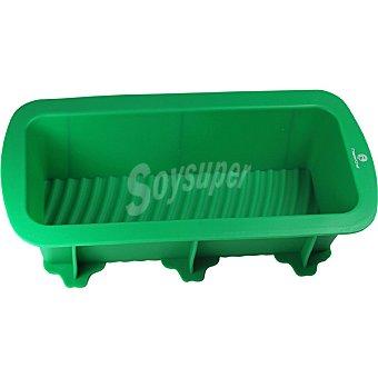 MASTER CHEF Molde de silicona para horno 26 cm color verde
