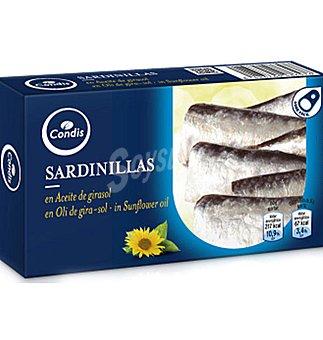 Condis Sardinillas en aceite de girasol 62 g