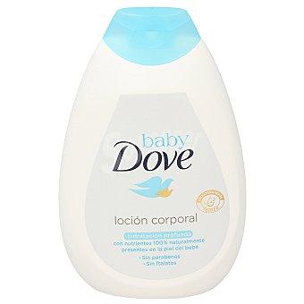 Dove Loción corporal con acción hidratación intensa Baby Bote 400 ml