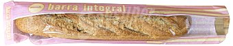 Mercadona PAN BARRA INTEGRAL 210 g