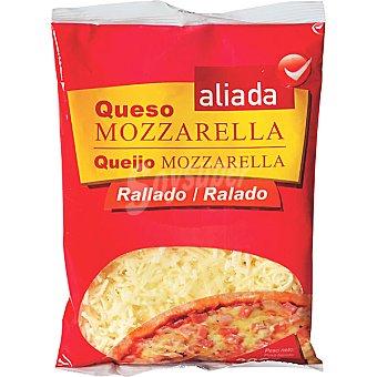 Aliada Queso mozzarella rallada Bolsa 200 g