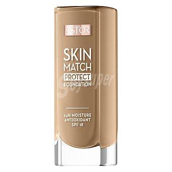 Astor Base de maquillaje Skin Match Protect Foundation nº 303 Astor 1 ud