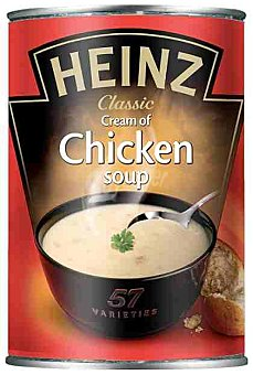 Heinz Sopa pollo 400 g